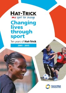 Changing lives through sport - cover